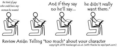 Telling too much...